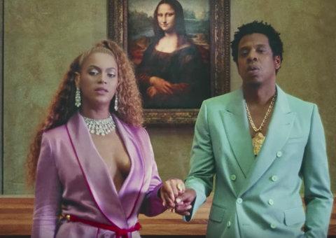 An ode to Jay-Z's  designer wardrobe in 'Apesh*t'