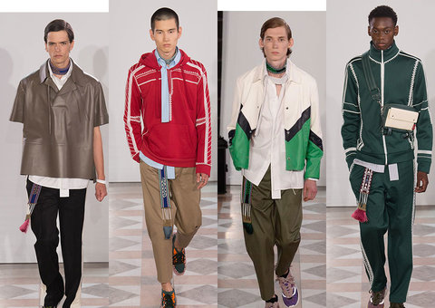 Watch the Valentino Spring/Summer 2019 menswear show live