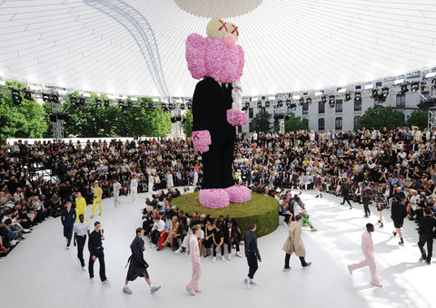 Here's what you missed from Dior Homme's Spring/Summer 2019 show