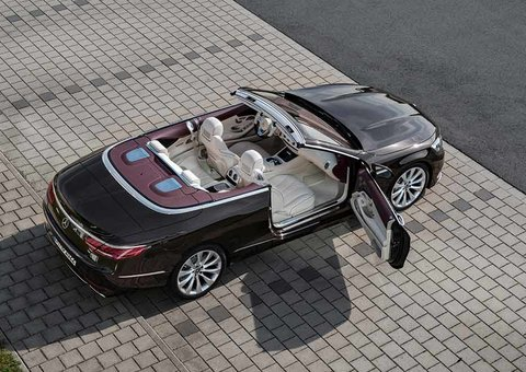 Mercedes-Benz s560 review