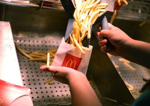 McDonalds French Fries appear to combat baldness