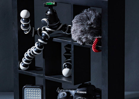 Want to be a vlogging star? You'll need this gear first