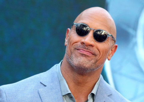 Dwayne 'The Rock' Johnson made US$90 million in 2019