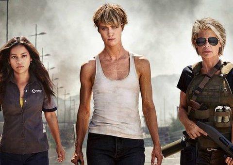 'Terminator 6' signs up Linda Hamilton as Sarah Connor