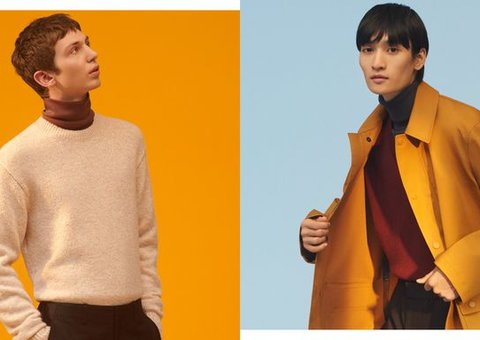 Your first look at the Uniqlo U collection