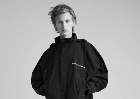 The Edit: Sandro Homme Fall 2018