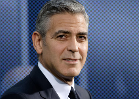 George Clooney makes US$30,000 every hour