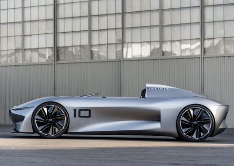 Eye candy: the Infiniti Prototype 10