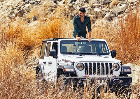 The All new Jeep Wrangler (like you've not seen it before)