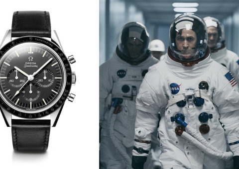 Ryan Gosling's 'First Man' Omega Speedmaster is a piece of history