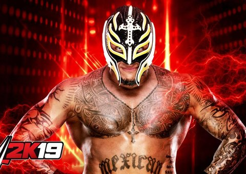 Rey Mysterio Jr on his return to the WWE