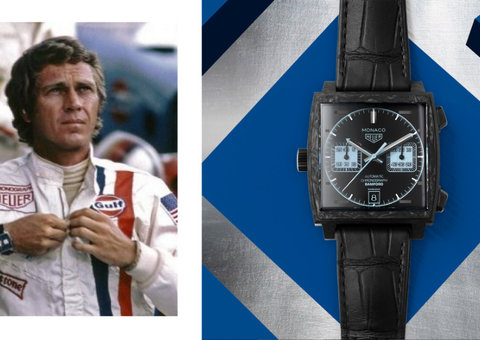 The Bamford Watch Department TAG Monaco has arrived