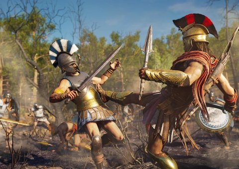 The Esquire Review: Assassin's Creed Odyssey