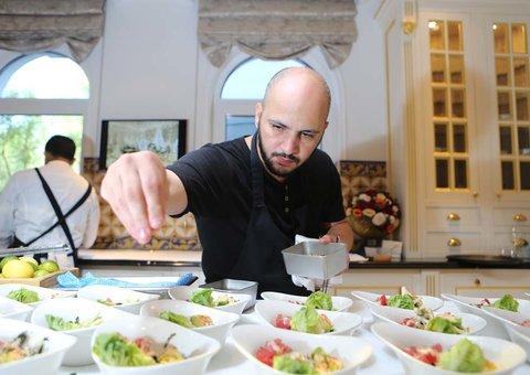 Go inside the Esquire Townhouse: Lunch with Blue Marlin Ibiza Dubai