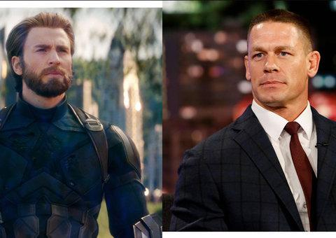 Will John Cena be the new Captain America?