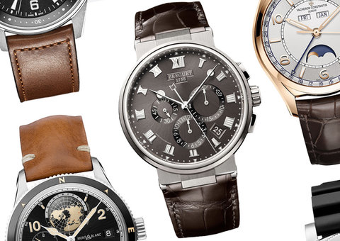 5 best watches from SalonQP 2018