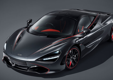 McLaren MSO 720S is a stealth bomber for the roads