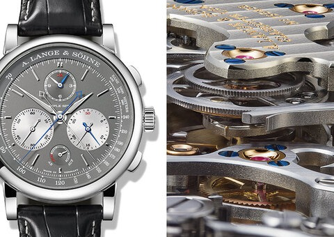 Why A. Lange & Söhne watches are so expensive