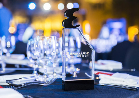 WINNERS: Esquire Awards 2018