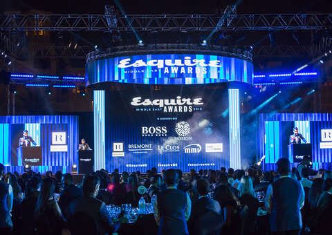EVENT: The Esquire Awards 2018