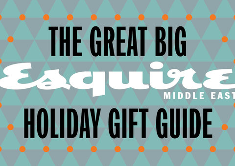 The great big Esquire holiday gift guide