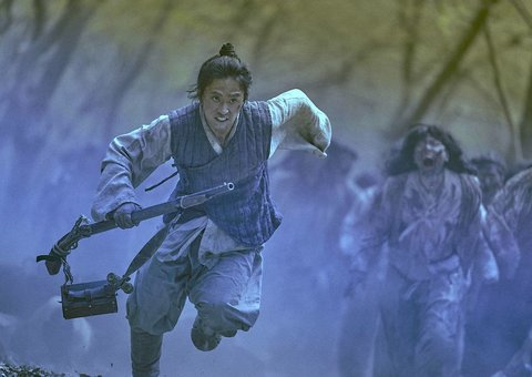 Netflix new series features ancient Korea and Zombies