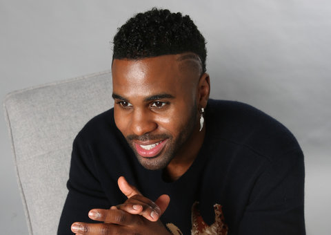 Jason Derulo playing two gigs in Dubai this week