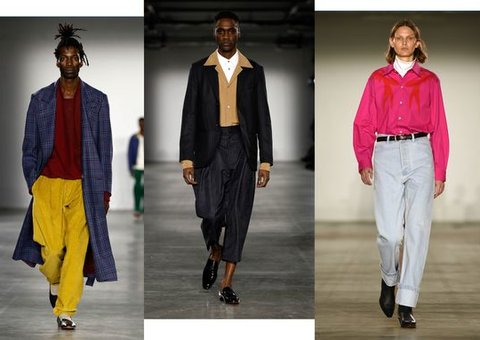 Style tips to follow in 2019 from London's Fashion Week - Men's