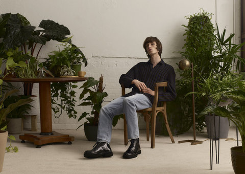 Palmer//Harding's new menswear collection to be sold on MatchesFashion.com