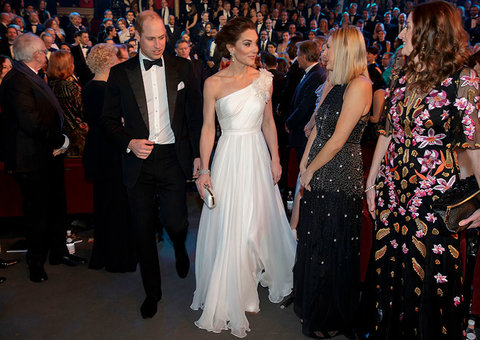 The best-dressed men at the BAFTA Awards 2019