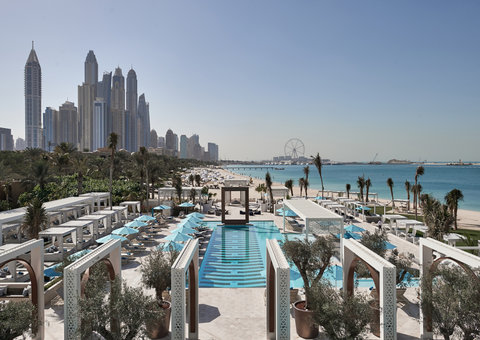 Dubai beach club offers the ultimate Valentine's Day for Dhs20,000
