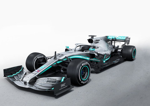 The new (and improved) 2019 F1 cars are here