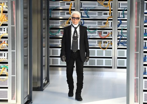 Karl Lagerfeld has died at age 85 in Paris