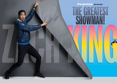 Why YouTube star Zach King is 'The Greatest Showman'
