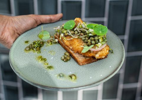 Want to get a taste of Scandinavian cuisine? Head to the Nordic Kitchen pop-up at Kizmet Dubai