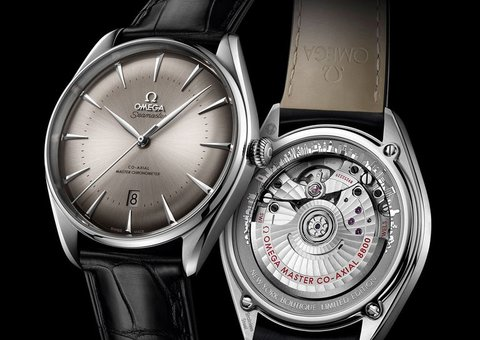 Omega pays tribute to NYC with limited edition Seamaster