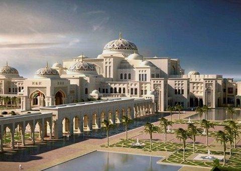 Inside Abu Dhabi's newly opened opulent 'Palace of the Nation'
