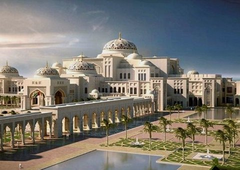 Inside Abu Dhabi's newly opened opulent 'Palace of the Nation'