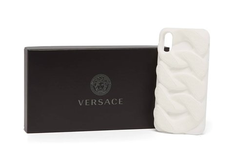 This case makes your iPhone look like a Versace sneaker