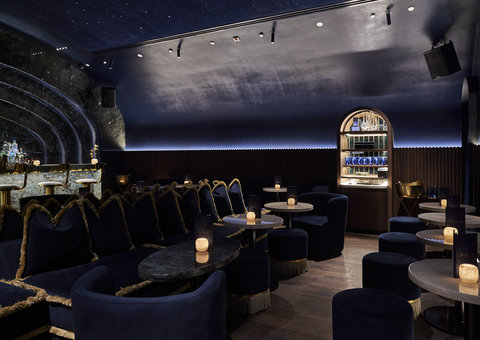 Inside Dubai's new exclusive lounge in DIFC