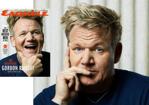 Gordon Ramsay talks Dubai, Vegans and the newest Hell's Kitchen