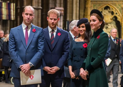 Why Meghan Markle and Prince Harry split households from William and Kate