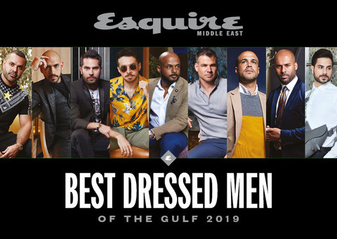 These are the 'Best Dressed' men in the Middle East