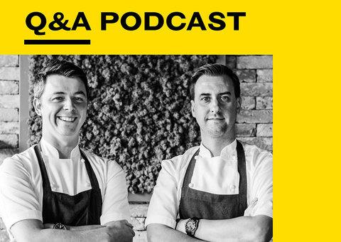 Dubai chefs Nick & Scott on working for Gordon Ramsay and opening restaurants
