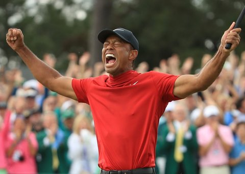 Tiger Woods' 2019 Masters win is one of the best comeback stories ever