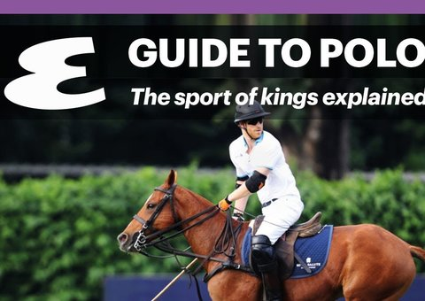 How to play Polo | Esquire guide to the sport of kings