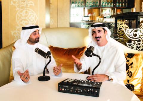 Meet the Dubai-based Emiratis helping young Arabs connect through sound