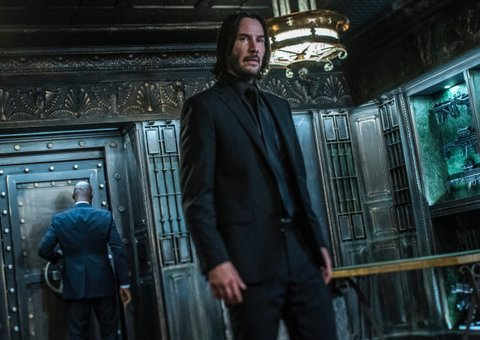 "John Wick 4? John Wick 5? ""Why not?"" says Reeves"