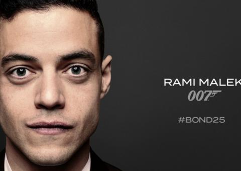 CONFIRMED: Rami Malek starring in the next James Bond movie