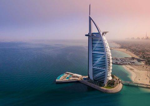 'World's most famous' helipad on Dubai's Burj al Arab turns 20